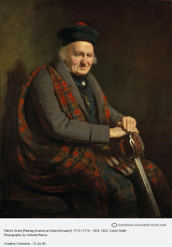 Colvin Smith, Patrick Grant [Pàdraig Grannd an Dubh-bhruaich], 1713 / 1714 - 1824