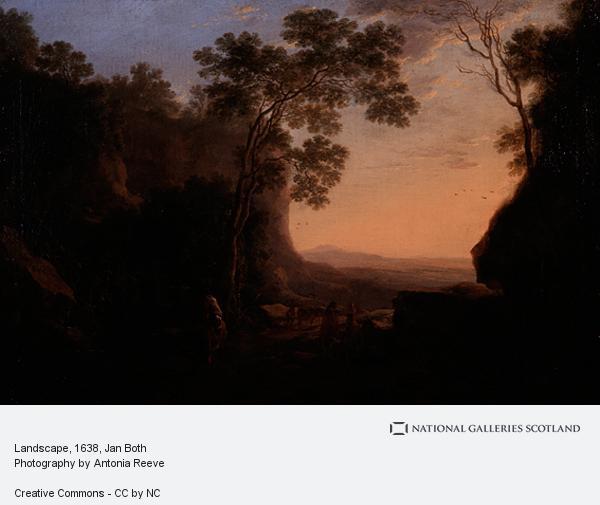 Jan Both, Landscape