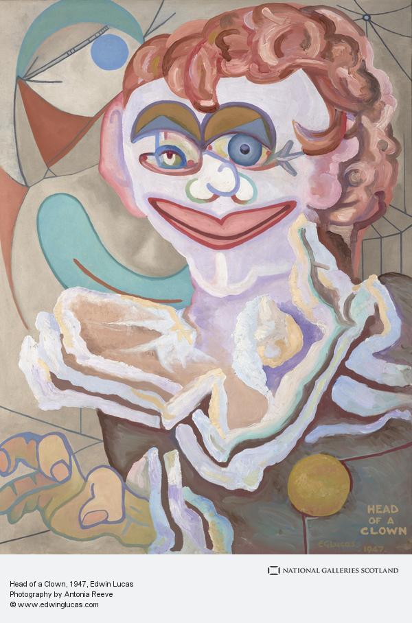 Edwin G. Lucas, Head of a Clown