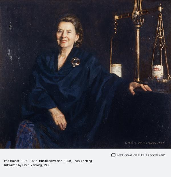 Chen Yanning, Ena Baxter, 1924 - 2015. Businesswoman (1999)