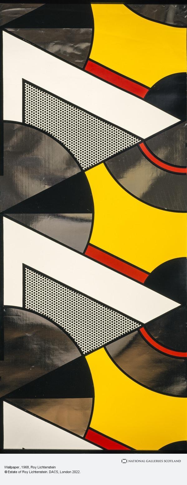 Roy Lichtenstein, Wallpaper