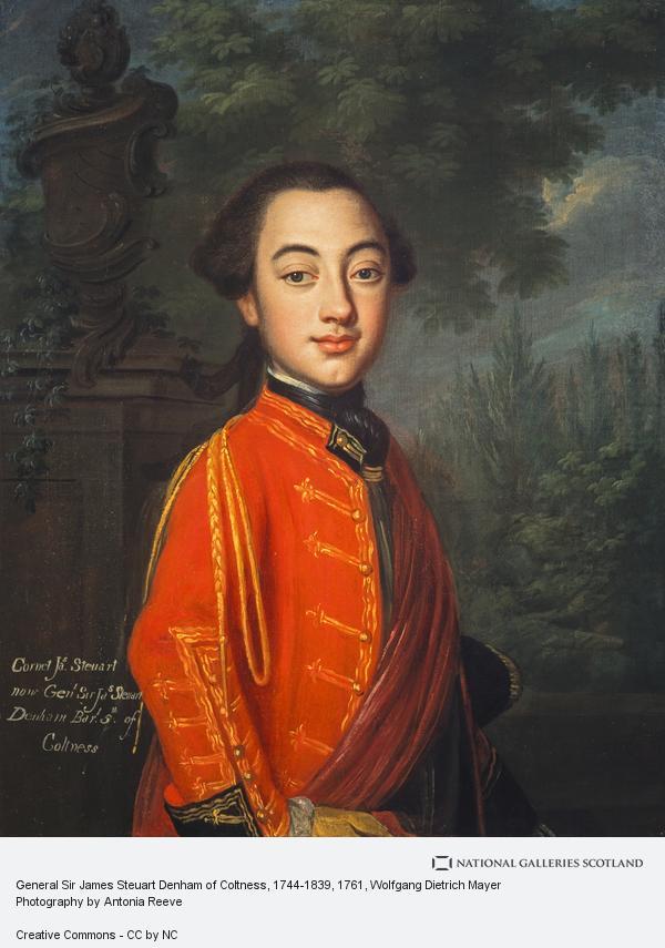 Wolfgang Dietrich Mayer, General Sir James Steuart Denham of Coltness, 1744-1839