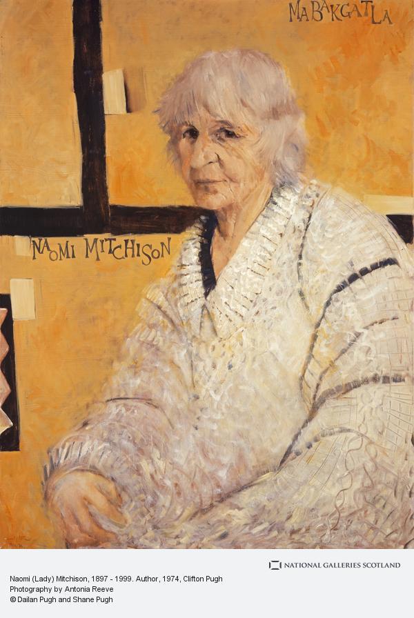 Clifton Pugh, Naomi (Lady) Mitchison, 1897 - 1999. Author (1974)