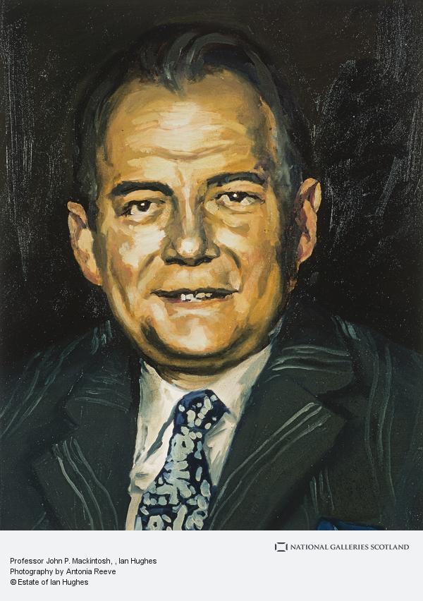 Ian Hughes, Professor John P. Mackintosh