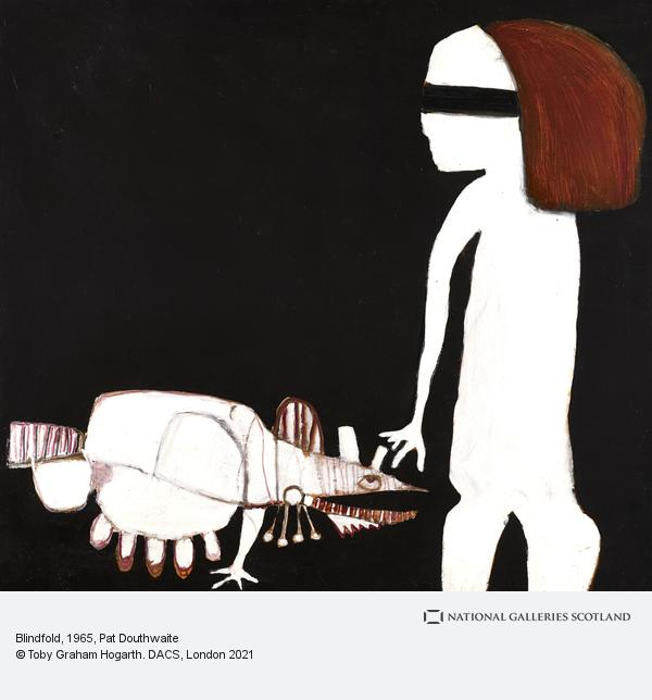 Pat Douthwaite, Blindfold