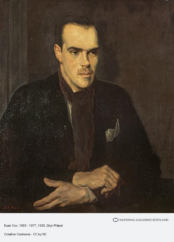 Glyn Philpot, Euan Cox, 1893 - 1977 (about 1930)