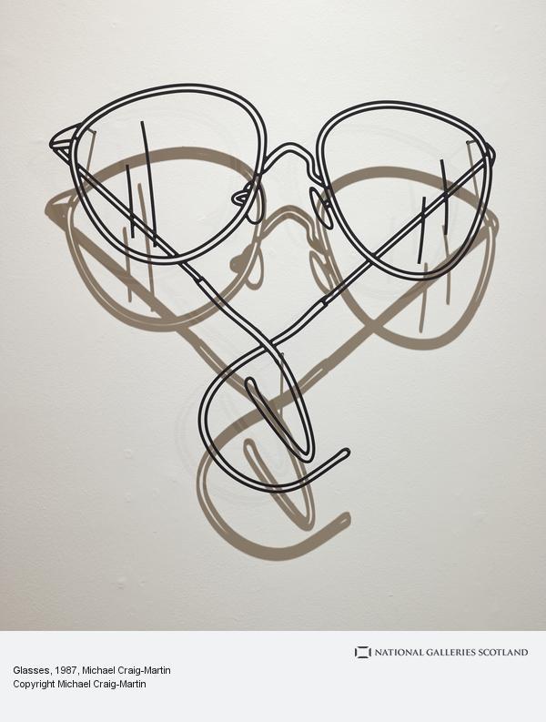 Michael Craig-Martin, Glasses
