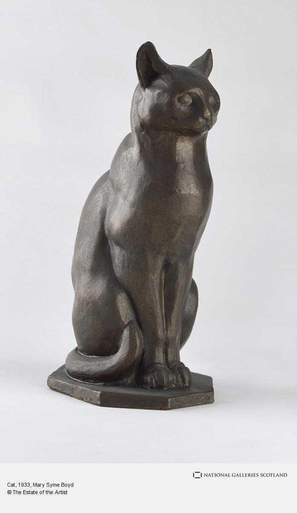 Mary Syme Boyd, Cat