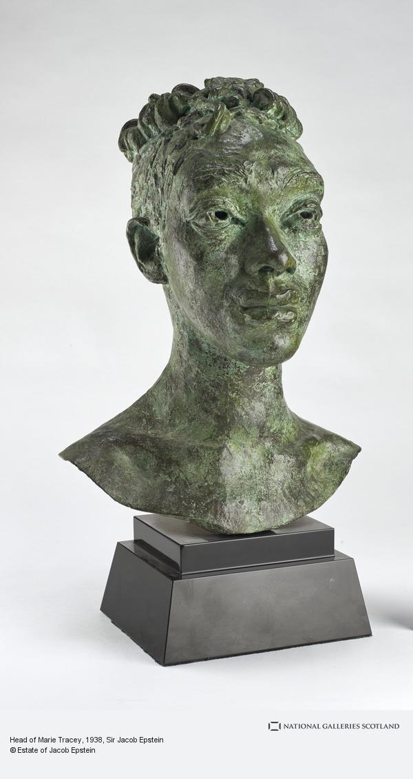 Sir Jacob Epstein, Head of Marie Tracey