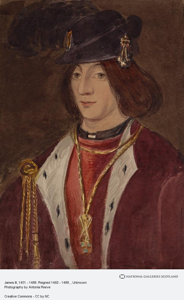 James III, 1451 - 1488. Reigned 1460 - 1488 | National Galleries ...