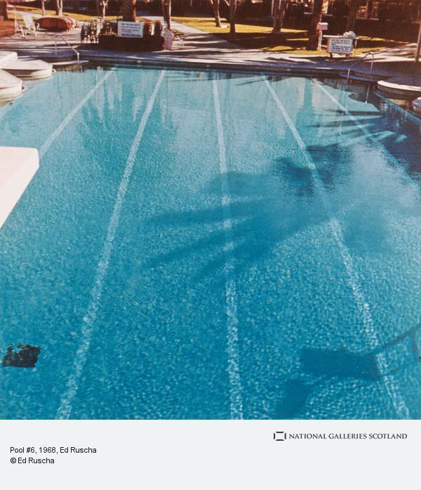 Ed Ruscha, Pool #6