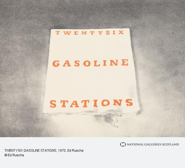 Ed Ruscha, Twentysix Gasoline Stations (1970)