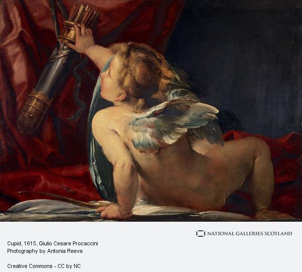 Giulio Cesare Procaccini, Cupid