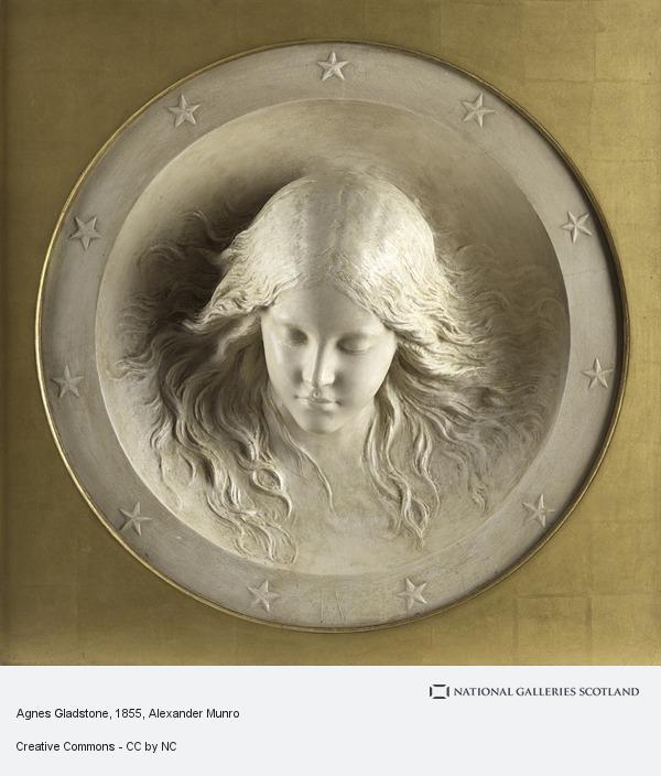 Alexander Munro, Agnes Gladstone