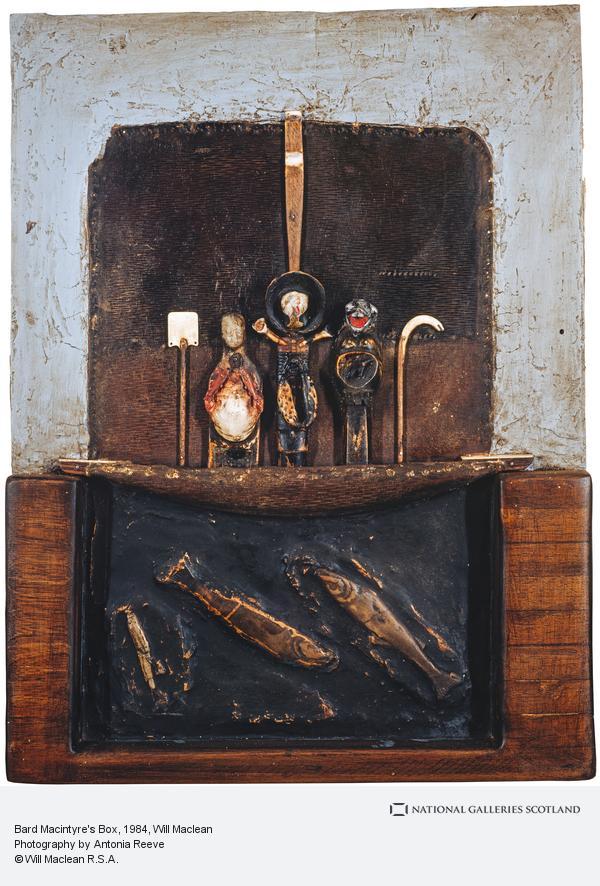 Will Maclean, Bard Macintyre's Box