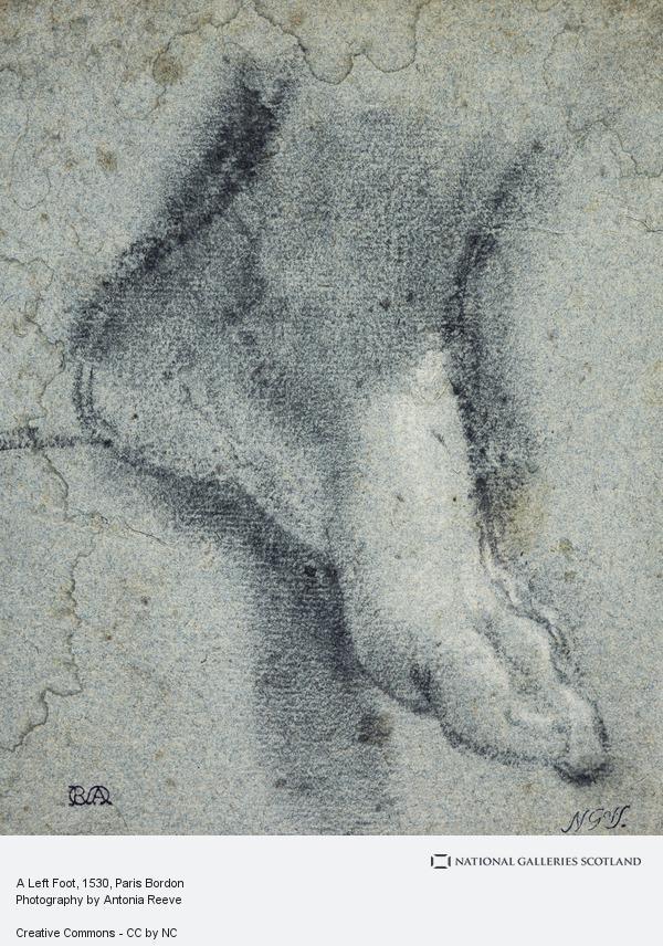 Paris Bordon, A Left Foot