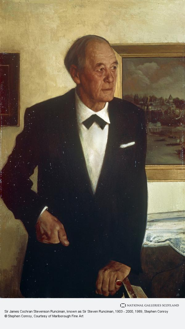 Stephen Conroy, Sir James Cochran Stevenson Runciman, known as Sir Steven Runciman, 1903 - 2000 (1989 - 1990)