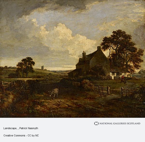 Patrick Nasmyth, Landscape