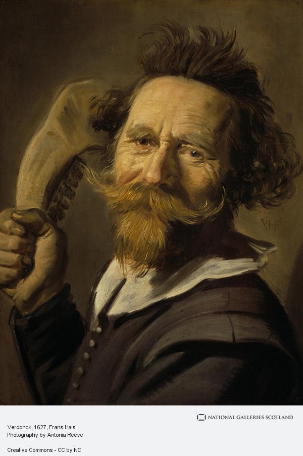 Frans Hals, Verdonck (About 1627)