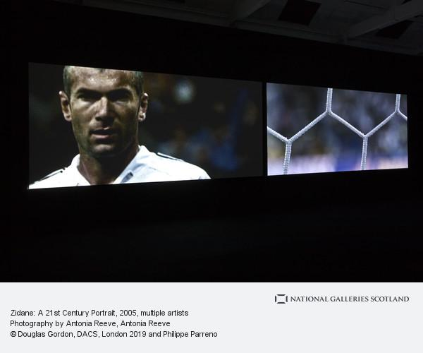 Douglas Gordon, Zidane: A 21st Century Portrait
