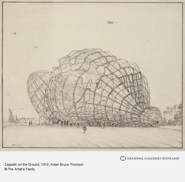 Adam Bruce Thomson, Zeppelin on the Ground