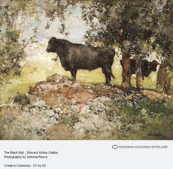 Edward Arthur Walton, The Black Bull