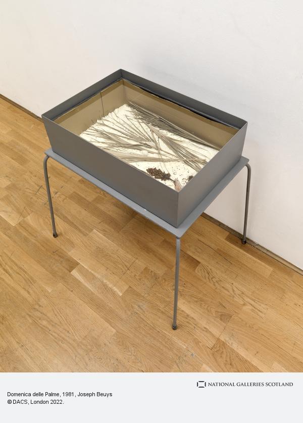 Joseph Beuys, Domenica delle Palme