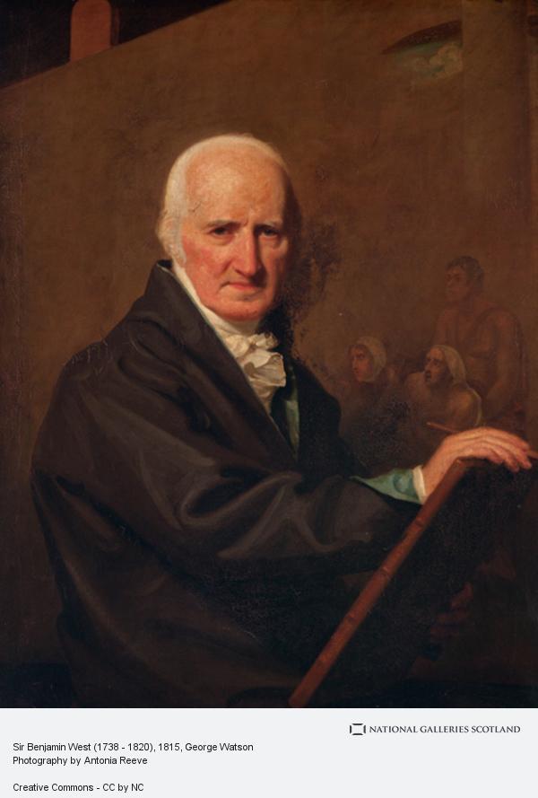 George Watson, Sir Benjamin West (1738 - 1820)