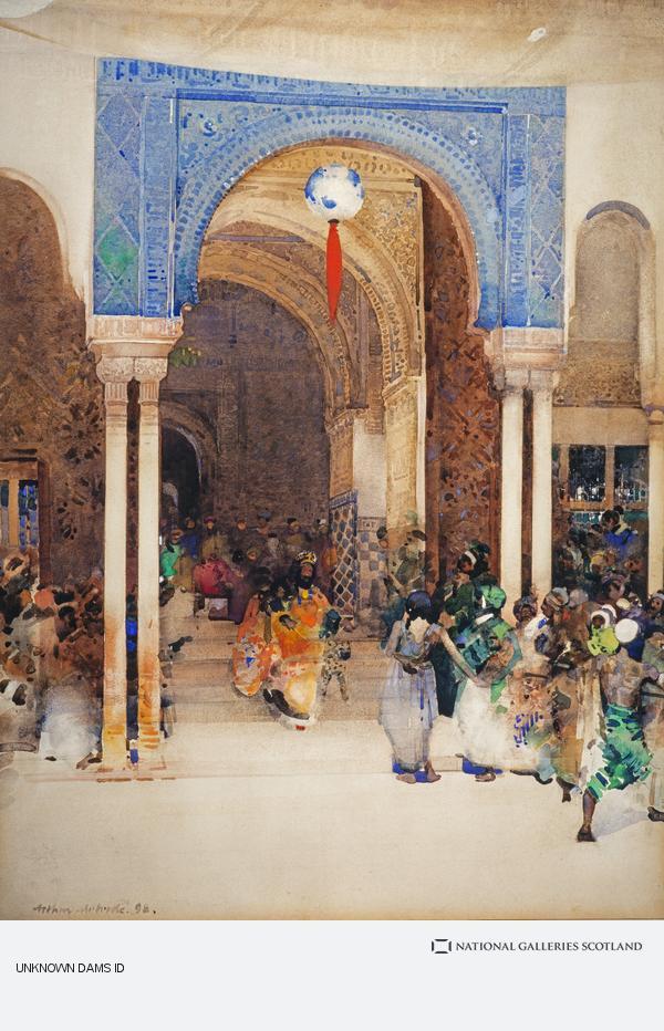 Arthur Melville, King Cophetua and the Beggar Maid