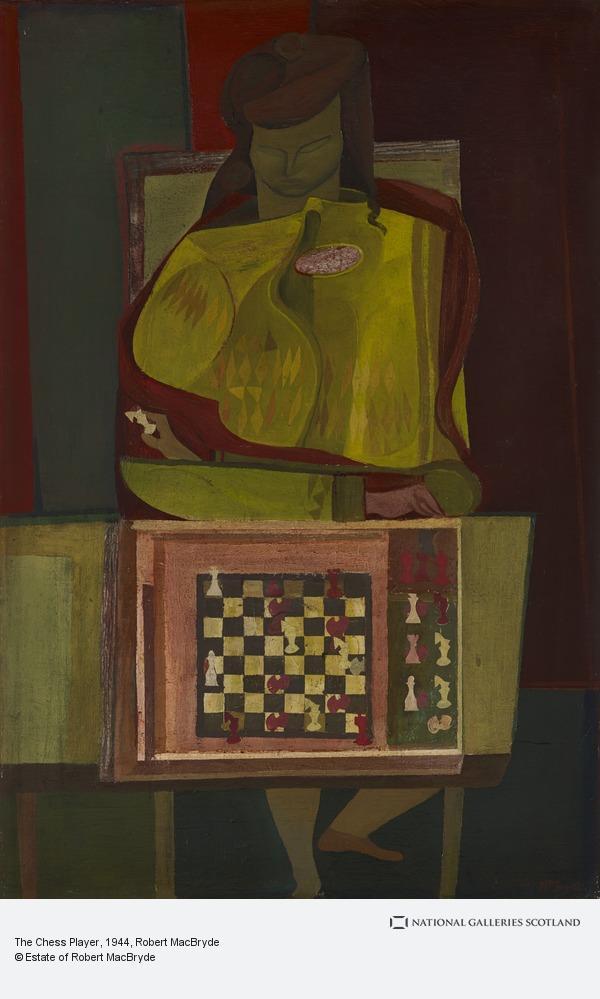 Robert MacBryde, The Chess Player