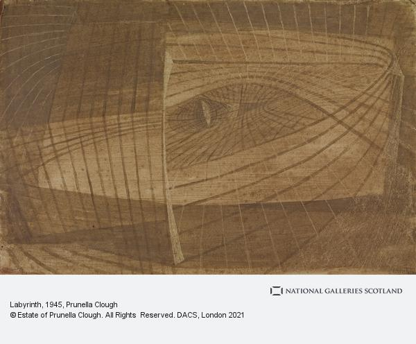Prunella Clough, Labyrinth