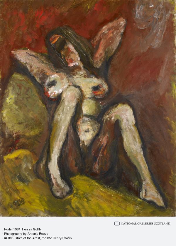 Henryk Gotlib, Nude