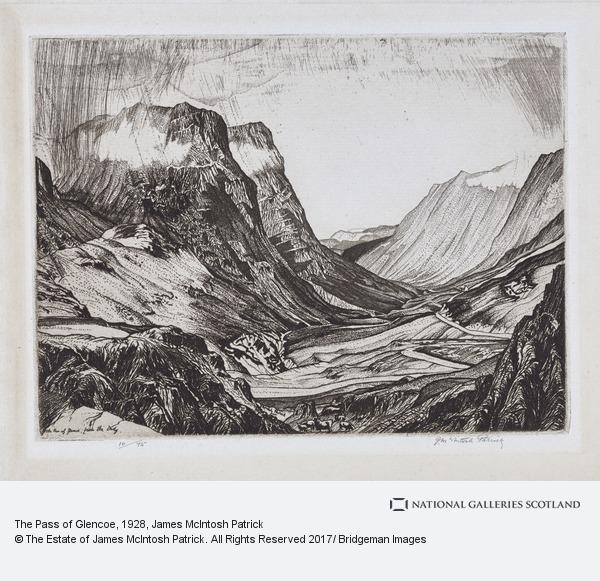 James McIntosh Patrick, The Pass of Glencoe