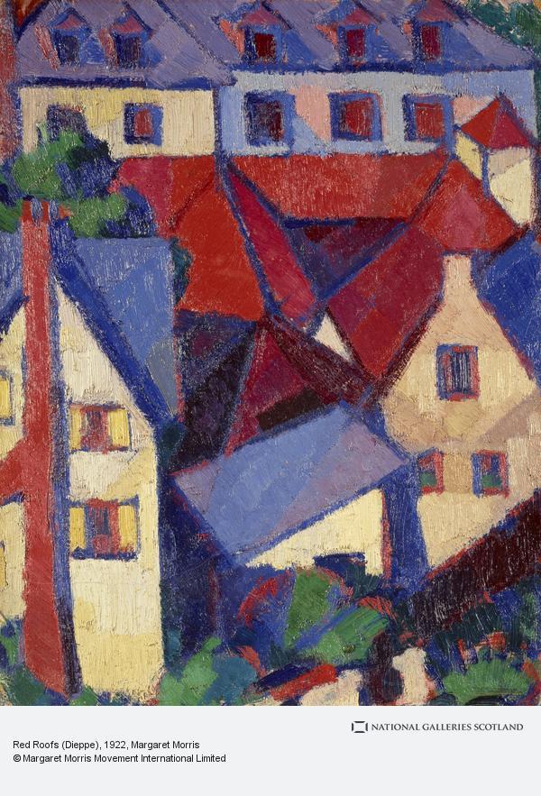 Margaret Morris, Red Roofs (Dieppe)