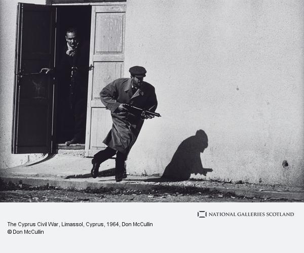 Don McCullin, The Cyprus Civil War, Limassol, Cyprus