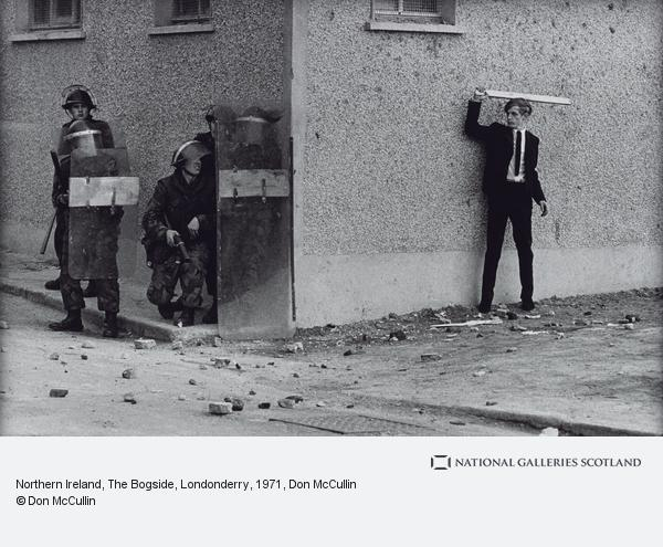 Don McCullin, Northern Ireland, The Bogside, Londonderry