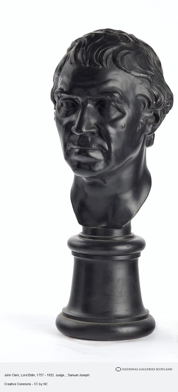 Samuel Joseph, John Clerk, Lord Eldin, 1757 - 1832. Judge