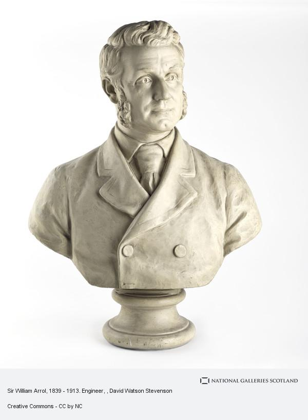 David Watson Stevenson, Sir William Arrol, 1839 - 1913. Engineer