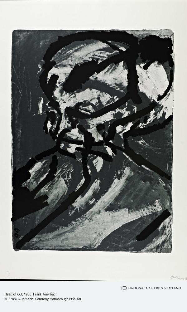 Frank Auerbach, Head of GB