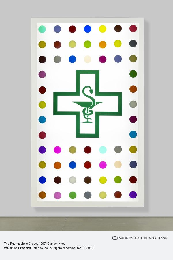Damien Hirst, The Pharmacist's Creed