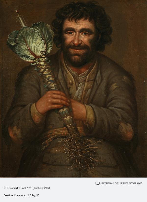 Richard Waitt, The Cromartie Fool (1731)