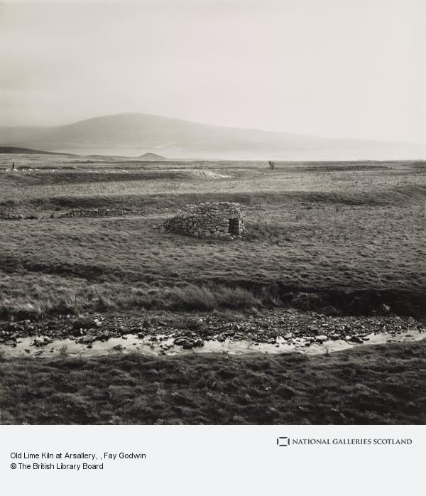 Fay Godwin, Old Lime Kiln at Arsallery