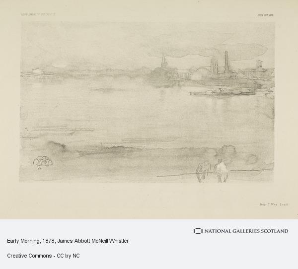 James Abbott McNeill Whistler, Early Morning