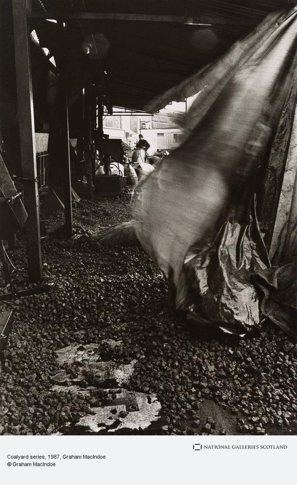 Graham MacIndoe, Coalyard series
