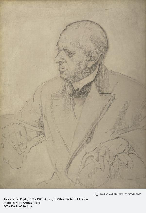 Sir William Oliphant Hutchison, James Ferrier Pryde, 1866 - 1941. Artist