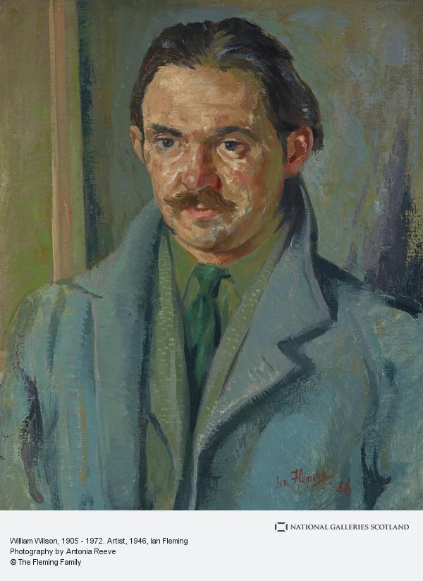 Ian Fleming, William Wilson, 1905 - 1972. Artist