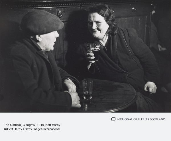 Bert Hardy, The Gorbals, Glasgow