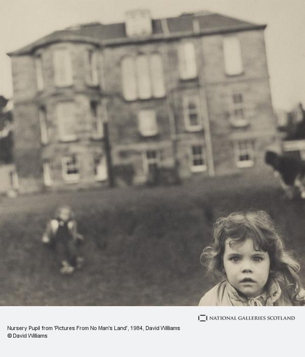 David Williams, Nursery Pupil from 'Pictures From No Man's Land'