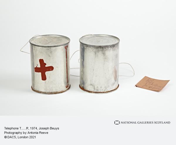 Joseph Beuys, Telephone T......R
