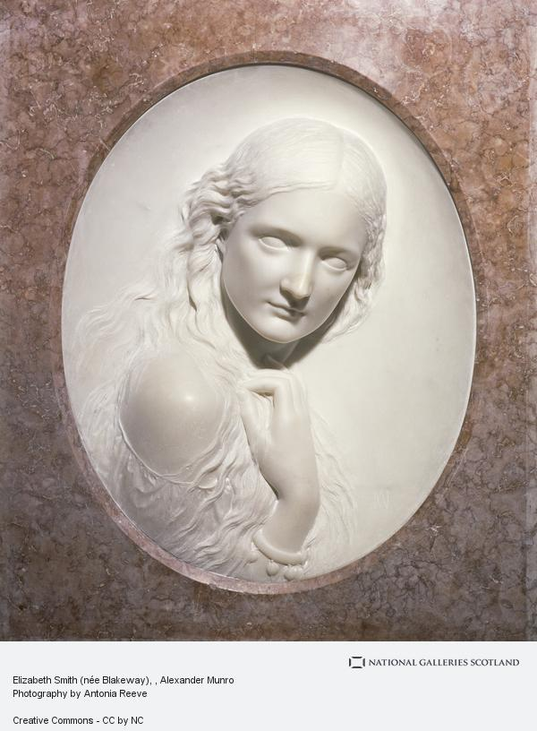 Alexander Munro, Elizabeth Smith (née Blakeway)